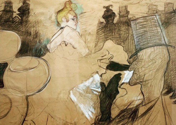 La Goulue: The Scandalous Cancan Queen who Inspired Toulouse-Lautrec