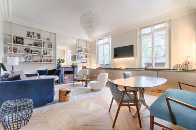 For Sale: Stunning 2 Bedroom Flat Renovated by Talented Architect