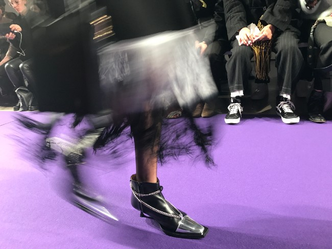 The Scoop on Flocking to Paris Fashion Week: A Bird's Eye View