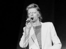 A New Street Named for David Bowie in the 13th Arr...