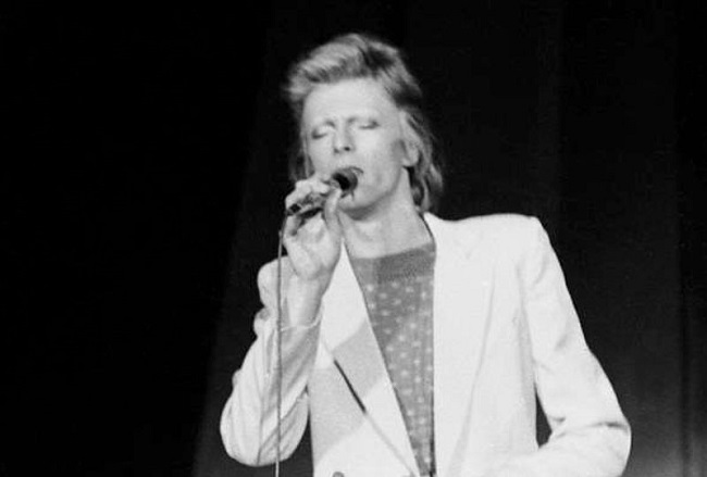 A New Street Named for David Bowie in the 13th Arrondissement