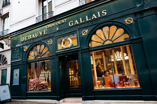 Paris Chocolate Shops: A Visual Feast