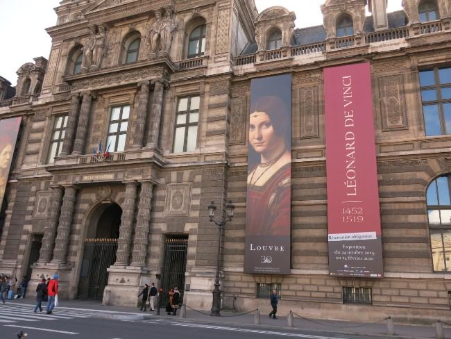 Leonardo Da Vinci Laid Bare at the Louvre