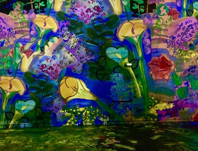 Monet, Renoir…Chagall: Now Showing at the Atelier des Lumières