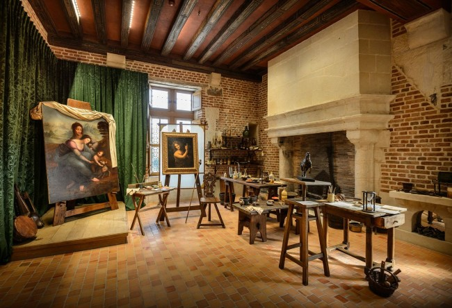 Day Trips from Paris: Leonardo da Vinci's Former Chateau Home