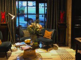 Hotels in Paris: Le Relais Saint Germain...