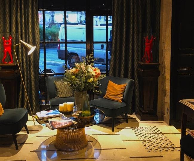 Hotels in Paris: Le Relais Saint Germain
