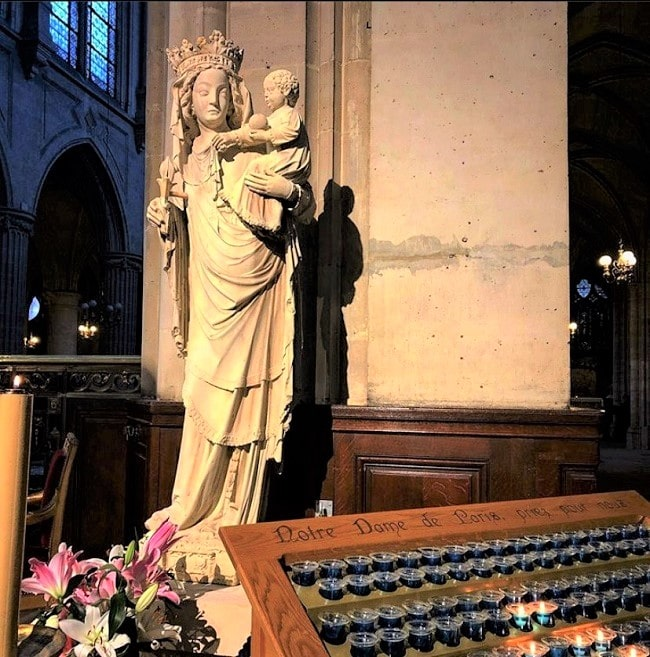 See Now in Paris: Treasures of Notre-Dame Cathedral