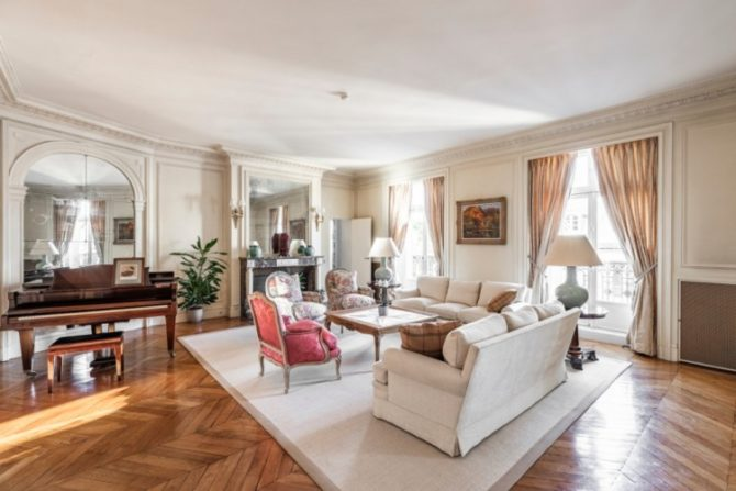 For Sale: Exquisite 4-Bedroom Apartment in the 8th
