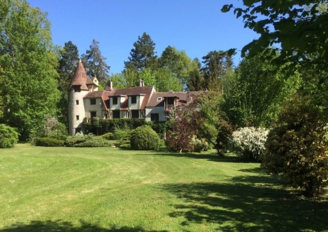 For Sale: Amazing 17th Century Mill 45 mins from Paris