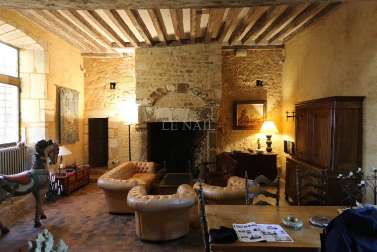 French manor house for sale