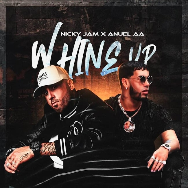Nicky Jam x Anuel AA: Whine up