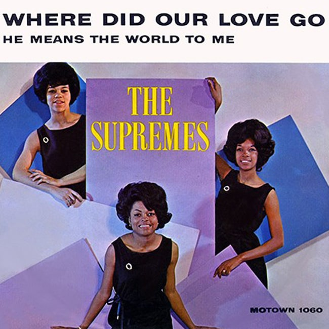 The Supremes: Where Did Our Love Go,