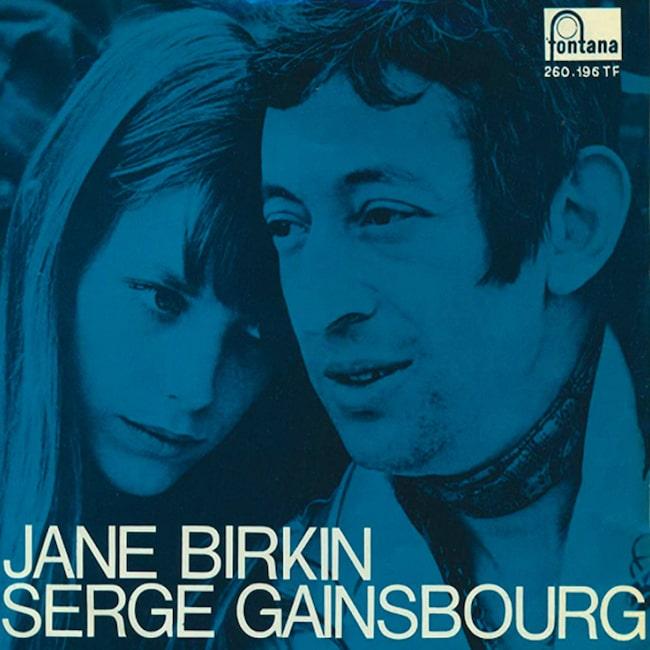 Serge Gainsbourg and Jane Birkin: Je t'aime... moi non plus