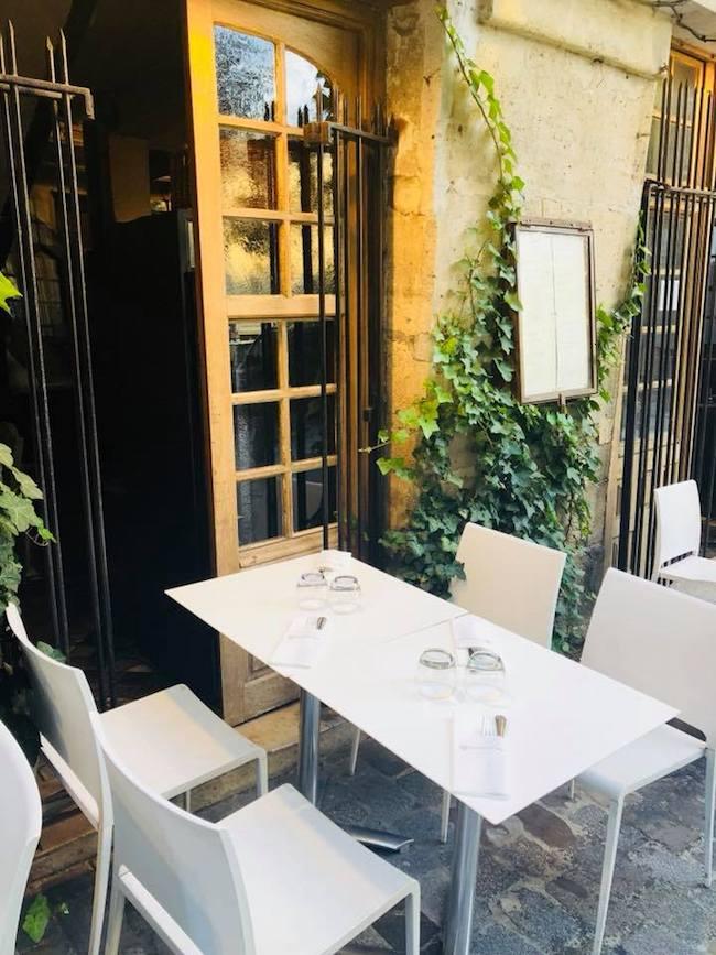 Restaurant Le Coupe-Chou