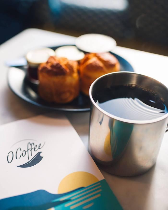 O Coffee shop