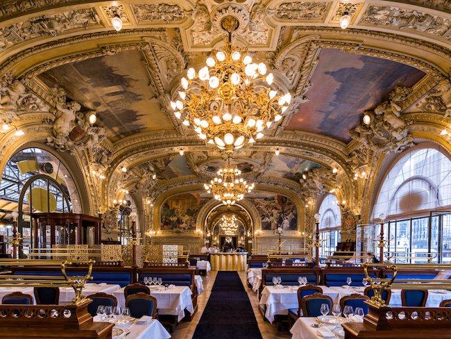 Restaurant Le Train Bleu Paris