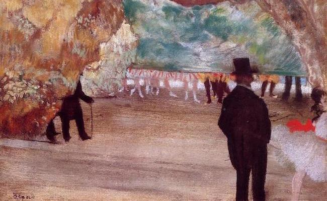 Degas at the Opéra Virtual Tour