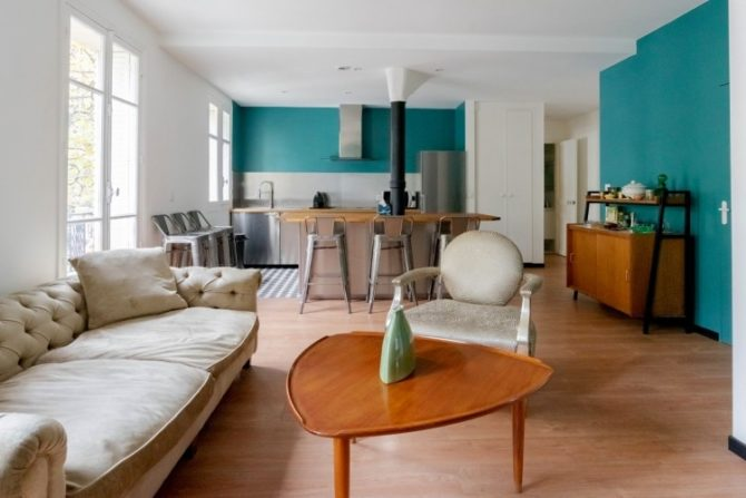 For Sale: 2 Bedroom Family Apartment in Boulogne-Billancourt