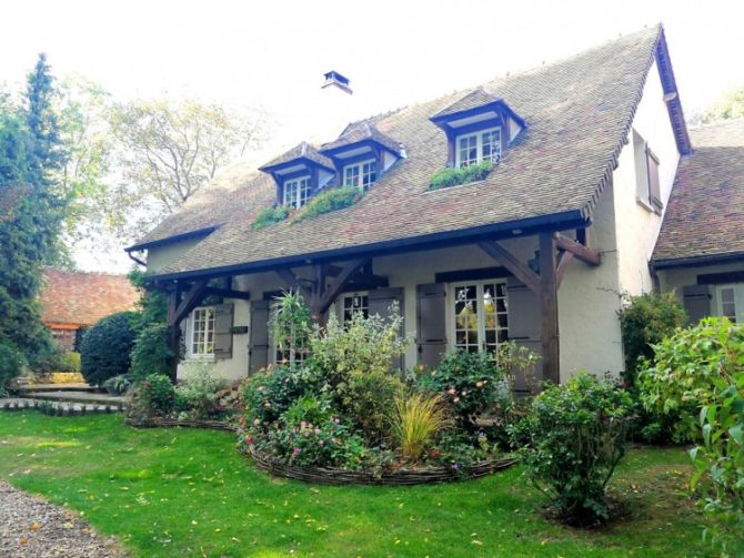 For Sale: Charming Country House Within an Hour of Paris