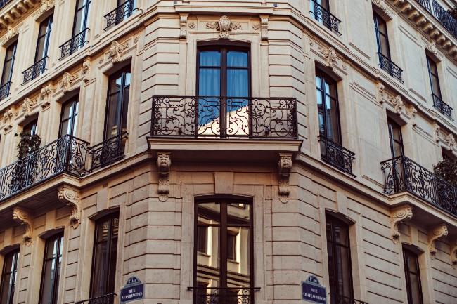 The Monsieur George Hotel in Paris