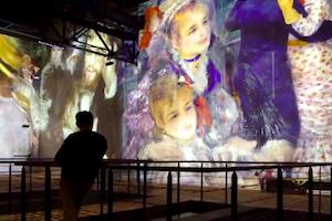 Monet, Renoir, Chagall: Journeys Around the Mediterranean at  Atelier des Lumières