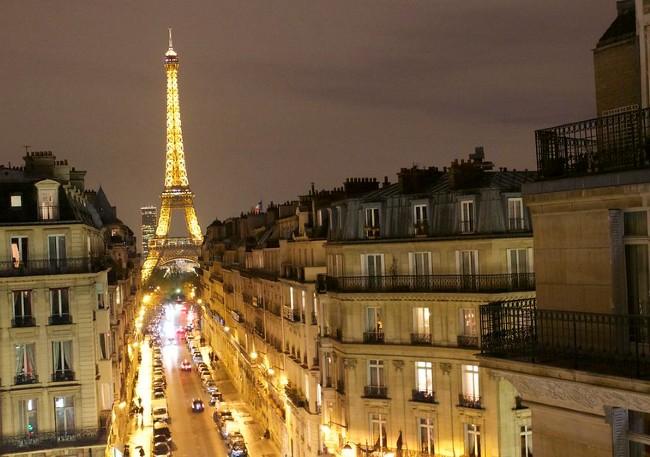 Bonjour Paris, A Brief History