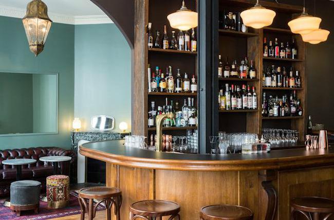 The Renaissance of Vins des Pyrénées: A Chic Marais Restaurant & Speakeasy Bar