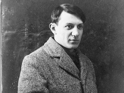 Portrait de Picasso