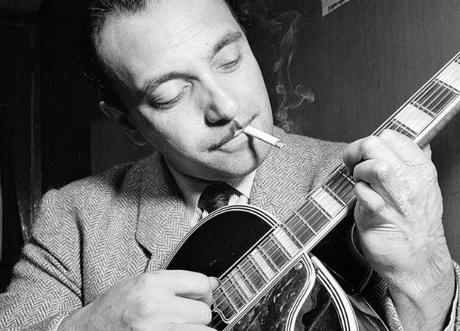 Django Reinhardt and the Temple of the Paris Gypsy Jazz Scene