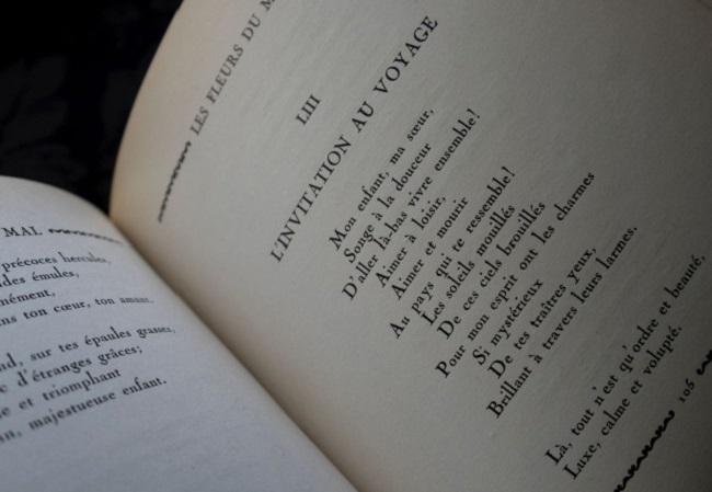 Translating Baudelaire:  L'Invitation au Voyage