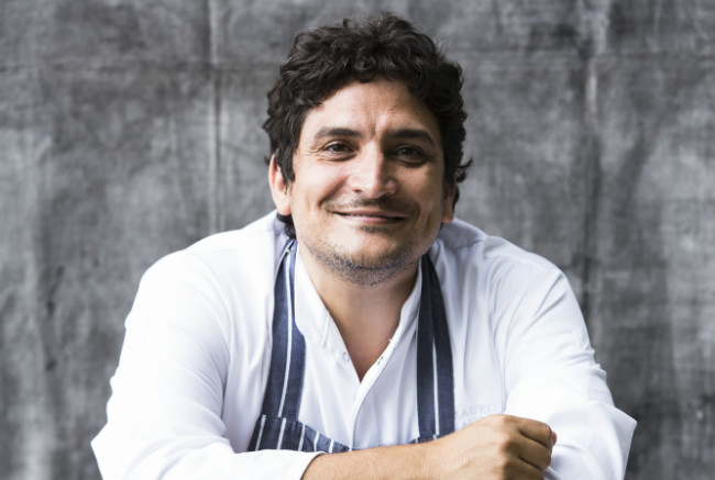 Mauro Colagreco's Award-Winning Cookbook