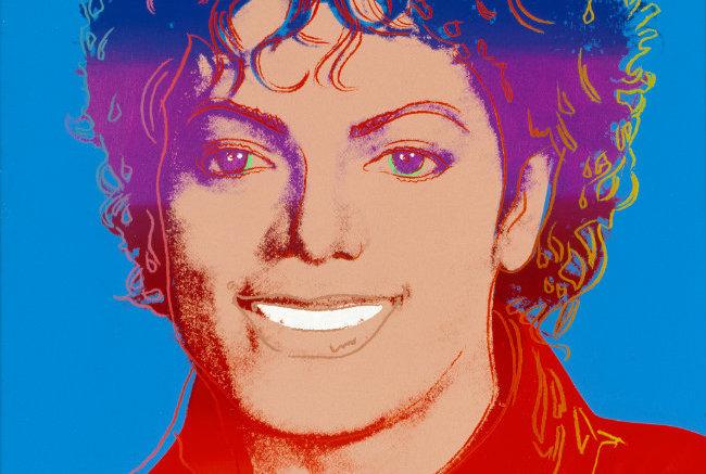 Michael Jackson at Le Grand Palais in Paris