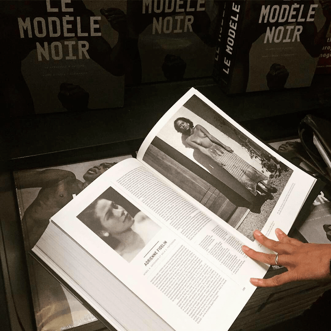 Wendy A. Grossman and Sala E. Patterson's essay on Fidelin in Le Modèle Noir exhibition catalogue
