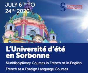 Sorbonne University 2020