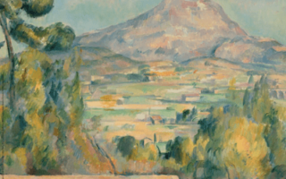 Cezanne and the Italians at the Marmottan Museum