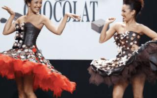 Salon du Chocolat 2021 at the Porte de Versailles