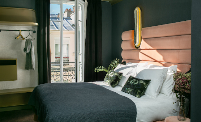 La Planque Hotel: A Cool New Place to Stay in the 10th