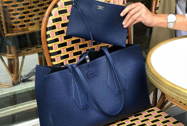 "Shopping in Paris: Verbreuil's New ""Fleurus Cabas"" Bag"
