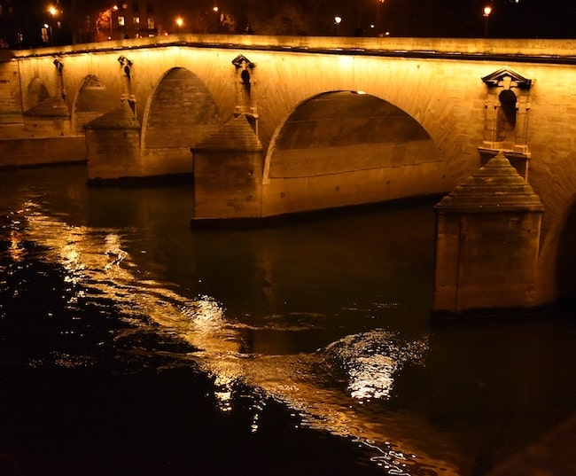 The Pont Marie
