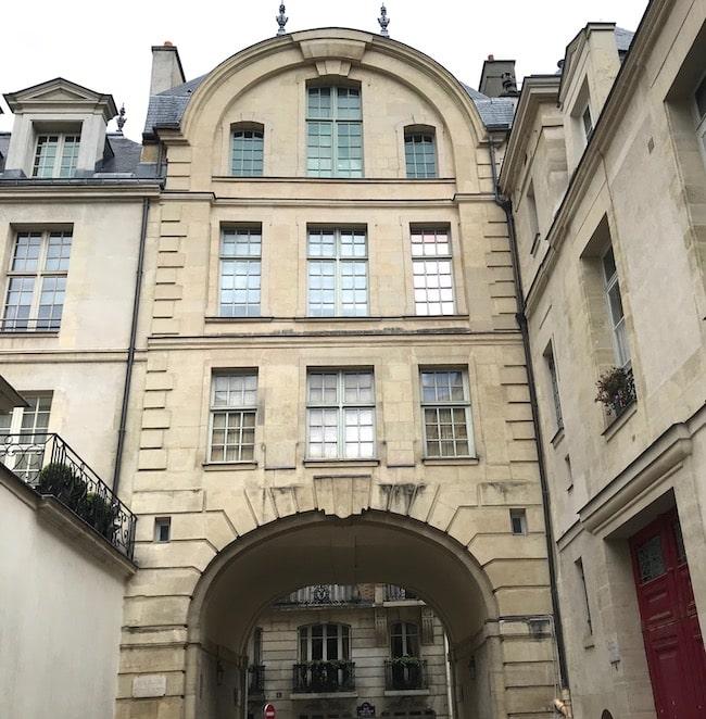 Hôtel Bretonvilliers