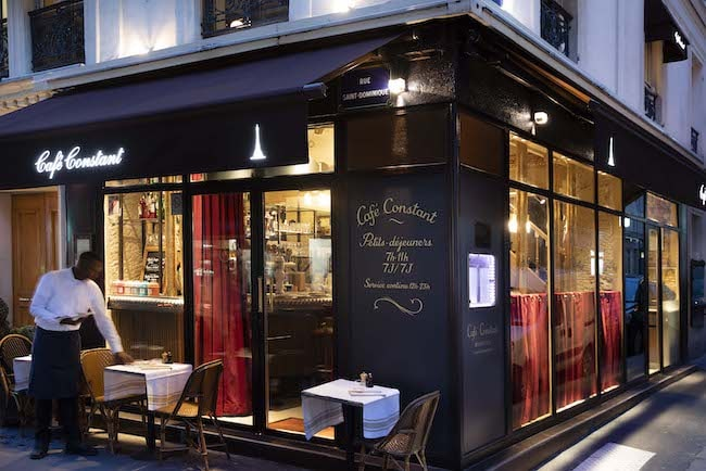 Chef Christian Constant and His Paris Restaurants