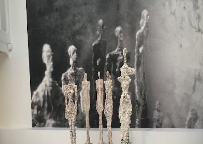 The Studio of Alberto Giacometti, Recently Opened in Paris