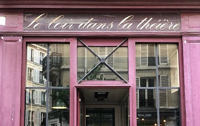 Le Loir dans La Théière: Where to Eat in the Marais District