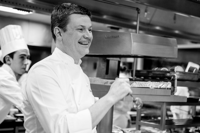 Interview with Jocelyn Herland, Executive Chef at Restaurant Le Meurice Alain Ducasse