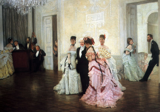 James Tissot: The Painter of 19th Century Modern Life