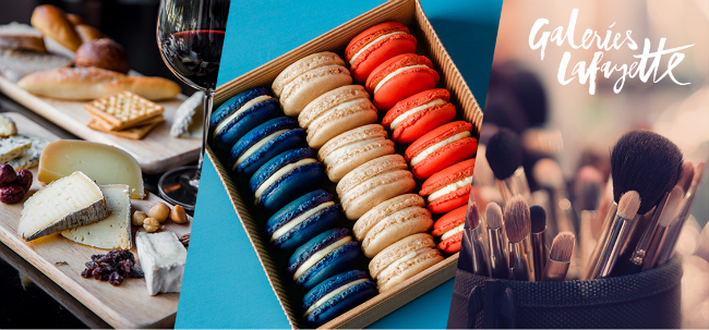 Macarons and More: New Workshops at Galeries Lafayette Haussmann