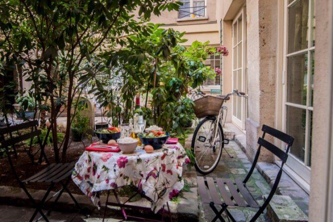 For Sale: Unique Artist's Apartment in the Marais