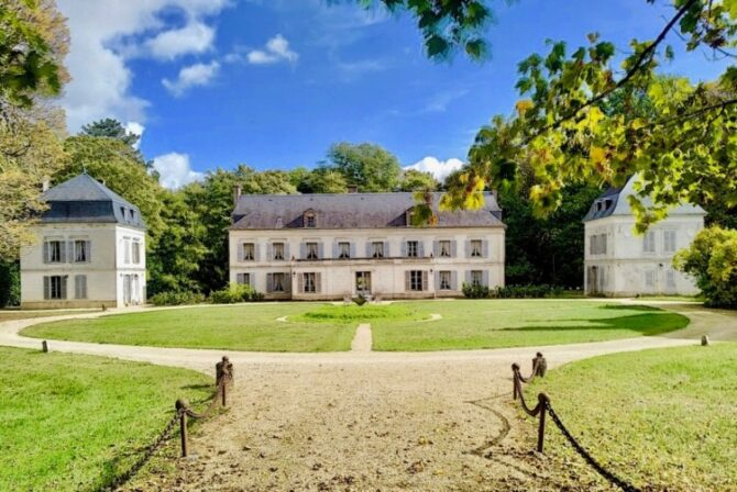 For Sale: 17th Century Chateau South of Paris