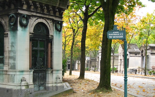 Père-Lachaise: The World's Most-Visited Cemetery